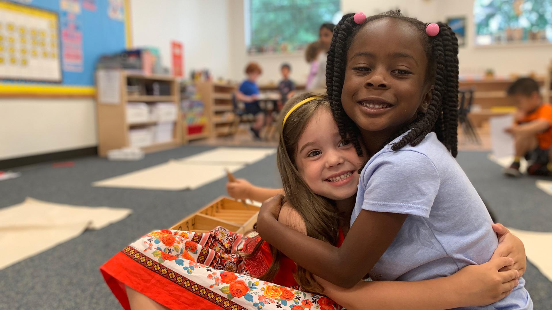 Lakewood Montessori - Our Preschoolers Are Reading!